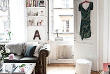 beautiful rooms / by Katrina Gilbert