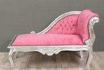 Sitting Pretty / saving the best seat / by Marie Maurrasse
