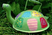 Watering Cans / by Dottie