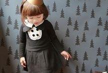 little girl style / by Zar Shain