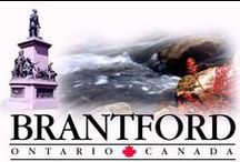 Brantford  Interesting & historic pics / by Arron Jeavons