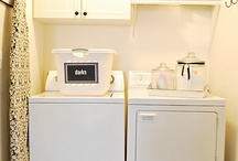 Laundry Room / by April Radcliff-Caraher