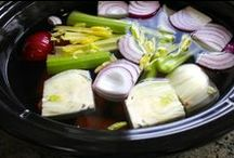 For my slow cooker / by April Radcliff-Caraher