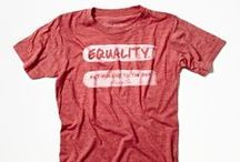 Equali-Tee / We are thrilled about today's #SCOTUS ruling in favor of marriage equality, an issue we've been supporting since 1995.  / by Kenneth Cole Productions