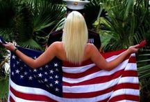 A Military Love ❤️ USMC / Military everything! Especially our Marines!! ❤️❤️ / by Laura Chapman