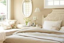 Bedrooms / by Andrea Paulin