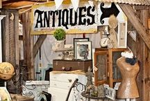 ~RETAIL/DISPLAY~ / Information for antique mall booth / by Susan Donathan ~ A Painted Haven