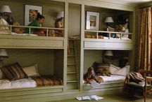 Boy Rooms / My six-year old is going to need a big boy room soon, and we'll need lots of ideas from Pinterest! / by Jennifer Bottorff
