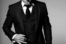 Style :: Men's Fashion / by Felicia Gammella