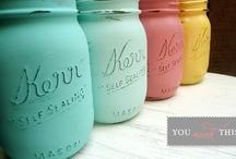 Mason Jars ! / by Kim St Germain