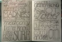 Typography / by Michelle Guthrie Gilmore