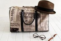 Handbags / Cuz I gotta lotta stuff to carry. / by Dee Soto