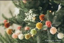 holiday.yummies.decor / the best way to spread Christmas {& other Holidays} cheer is pinning for all to hear / by Megan Bell