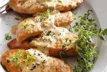 Chicken Dishes / So many chicken recipes, so little time! / by Cassie Howard (MrsJanuary.com)