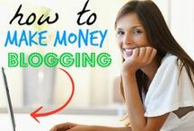 Make Money / There are so many easy ways that you can make money (both online and off!). / by Cassie Howard (MrsJanuary.com)