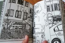 sketchbook / by barbara viganò