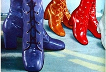 These Boots are Made for Walkin' / Are you ready boots? Start walkin'!  / by Dee Soto
