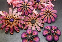 Polymer clay / I play with clay and when I'm not playing, I'm thinking about it. / by Paula K Gilbert