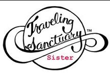 Traveling Sanctuary™ Sisterhood / Join the Movement to Make A HEART Connection Amongst Women,  a vehicle of acceptance, love and accountability, which creates a friendly, safe environment for self-discovery, self expression and personal growth. / by Traveling Sanctuary Sisterhood