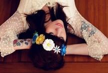 Pretty Ink / by Vanessa Matthews