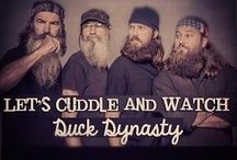 Duck Dynasty FANatic! / I love Duck Dynasty and the Robertsons!!! / by Carol Ann Kaplan