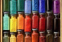Color / by Sharon Adams