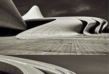 Architecture / by Sharon Adams