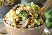 veg life / Recipes and food musings from a vegetarian. / by Lynn Thornburg
