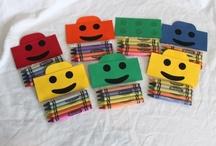 Lego Party for Alexa / by Laura Bullock