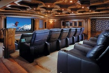 Home Theaters   / by Laura Bullock