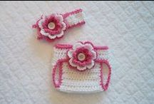 crochet for baby / by Ruby Oberbeck