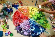 Art curriculum / by MacKenzie Anderson