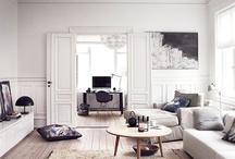 Interiors, Furniture & Stuff / by Petra Mäkelä