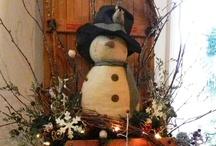 Christmas / by Brandi Heffner-Schmoyer