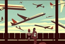 Travel and Tourism posters / by Keith Gregoire