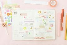 Never Fail to Plan / I have a serious planner addiction.  / by Rachel