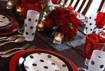 Table Settings..... / by Jeannie Hancock