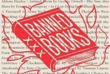 Banned Books / Open Road Media celebrates banned books.  www.openroadmedia.com/bannedbooks / by Open Road