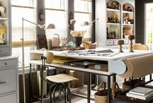 Interior | Office Space / by Renate VL