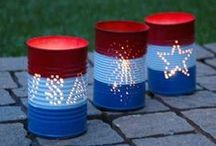 Fourth of July / Memorial Day / by Crystal