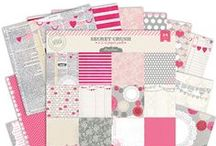 Secret Crush Collection / by Pink Paislee