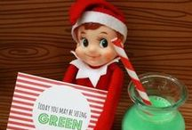 An ELF named Jingles / All things Elf on the Shelf! / by SUMMER FUN!