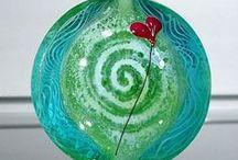 glass beads & art / by Cammy