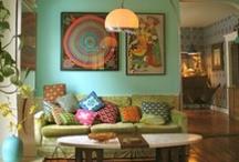 Home ❤ / future home ideas. / by Rachelle Howard