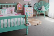 Child Room Decor / by Ashley Smith