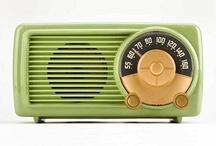 radios / by Jen