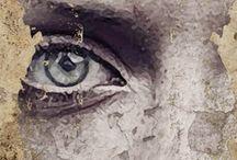 Eye Candy / Beautiful Art / by Felicite Pryor-Kang