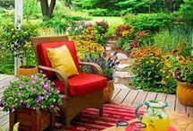 gardens / by Keve Butterfield