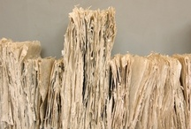 Paper / Mostly handmade paper but, like most papermakers, I love seeing all the amazing and beautiful things that can be made from all kinds of paper.  Hope you'll be inspired, too. Claudia Lee at Liberty Paper / by Claudia Lee