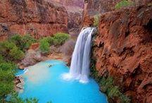 waterfalls / by Keve Butterfield